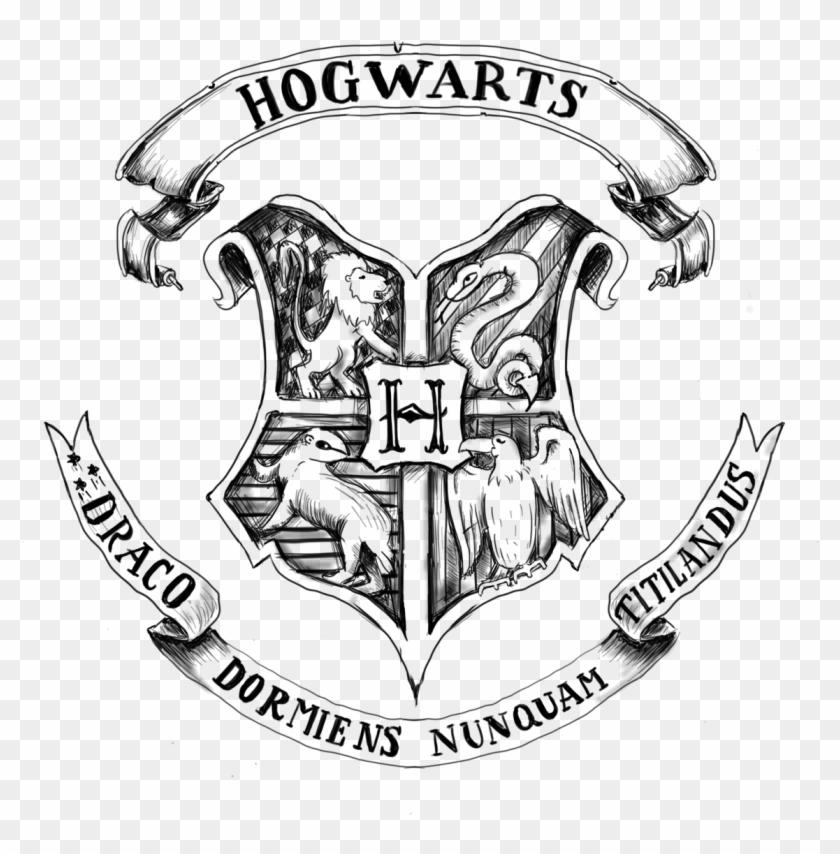 Hogwarts Logo Png Transparent Images Logo Hogwarts Png Png