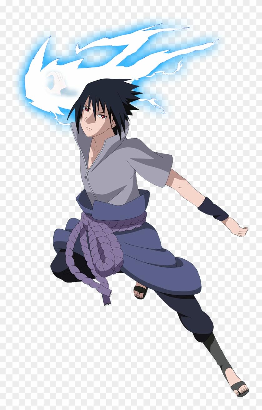 Render Do Sasuke Uchira - Sasuke Uchiha Chidori Png ...