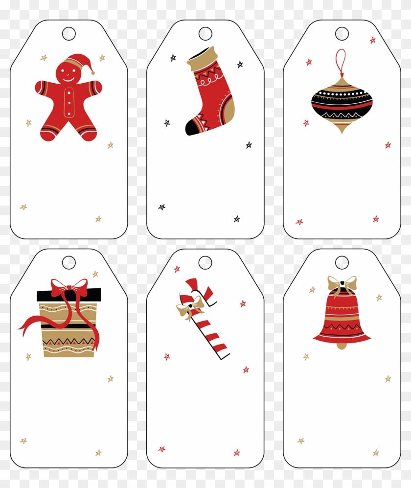 Christmas Tag Printable Templates Free Christmas Gift Tags Template Printable Hd Png Download 768x880 388624 Pngfind