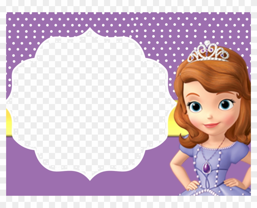 Princesa Sofia Wallpaper - Sofia The First And Doc Mcstuffins, HD Png Download