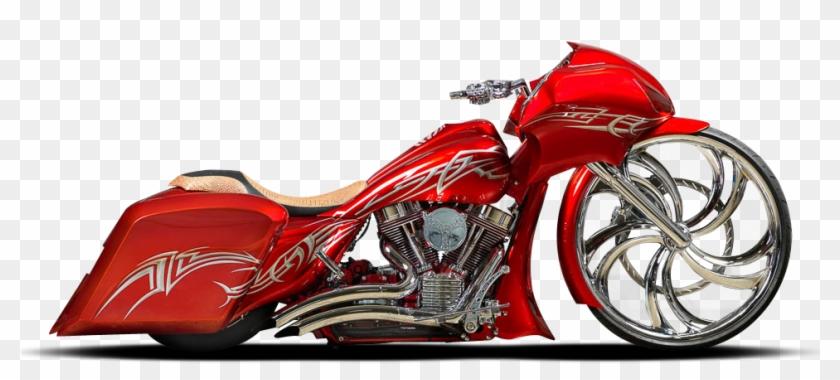 Custom Baggers Custom Motorcycles Custom Bikes Road Chopper Hd Png Download 1000x488 3814333 Pngfind