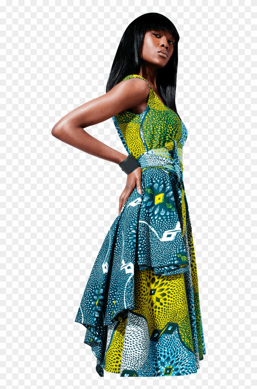 c981057e6884 African Print Cloth And Dress Ideas - African Print Dresses Ideas, HD Png  Download