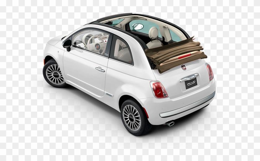 Fiat 500 Cabrio Fiat 500 Cabrio Or Similar Hd Png Download