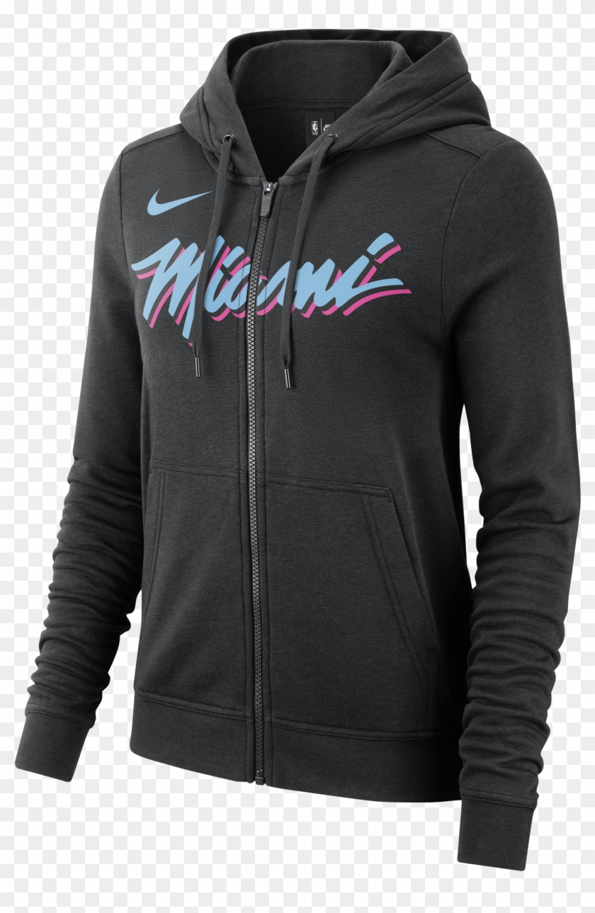 Miami Heat Vice Nights Transparent Background Miami Heat Nike Hoodie Hd Png Download 3366x3366 3836852 Pngfind