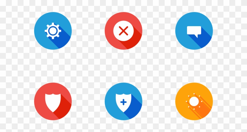 Android User Interface Icon Pack - Circle, HD Png Download