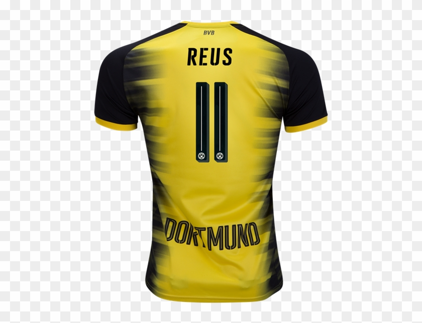 best loved 5f6a8 f40be Puma Marco Reus Borussia Dortmund European Home Jersey ...