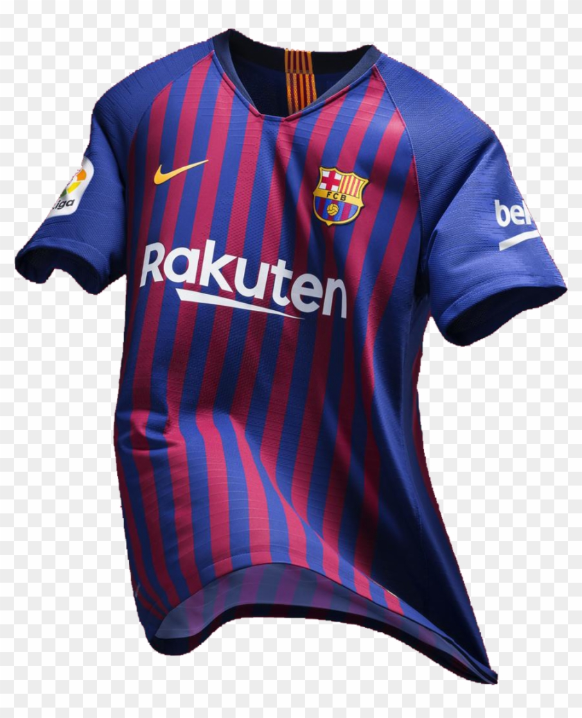 new product 8284f 5e2fe Share This - Fc Barcelona 2018 19 Kit, HD Png Download ...