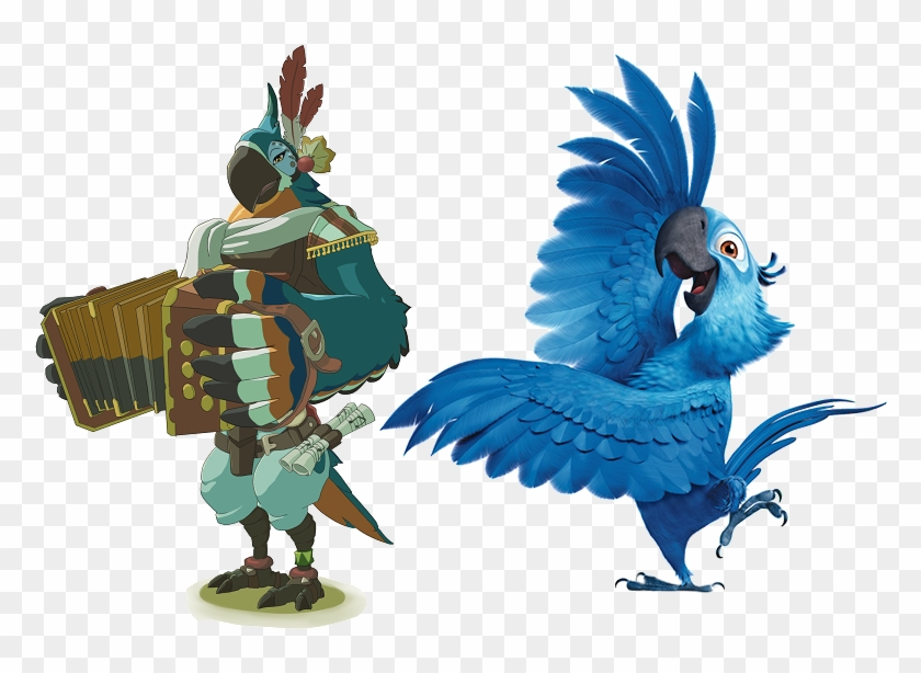 The Legend Of Zelda Rito People Breath Of The Wild Hd Png