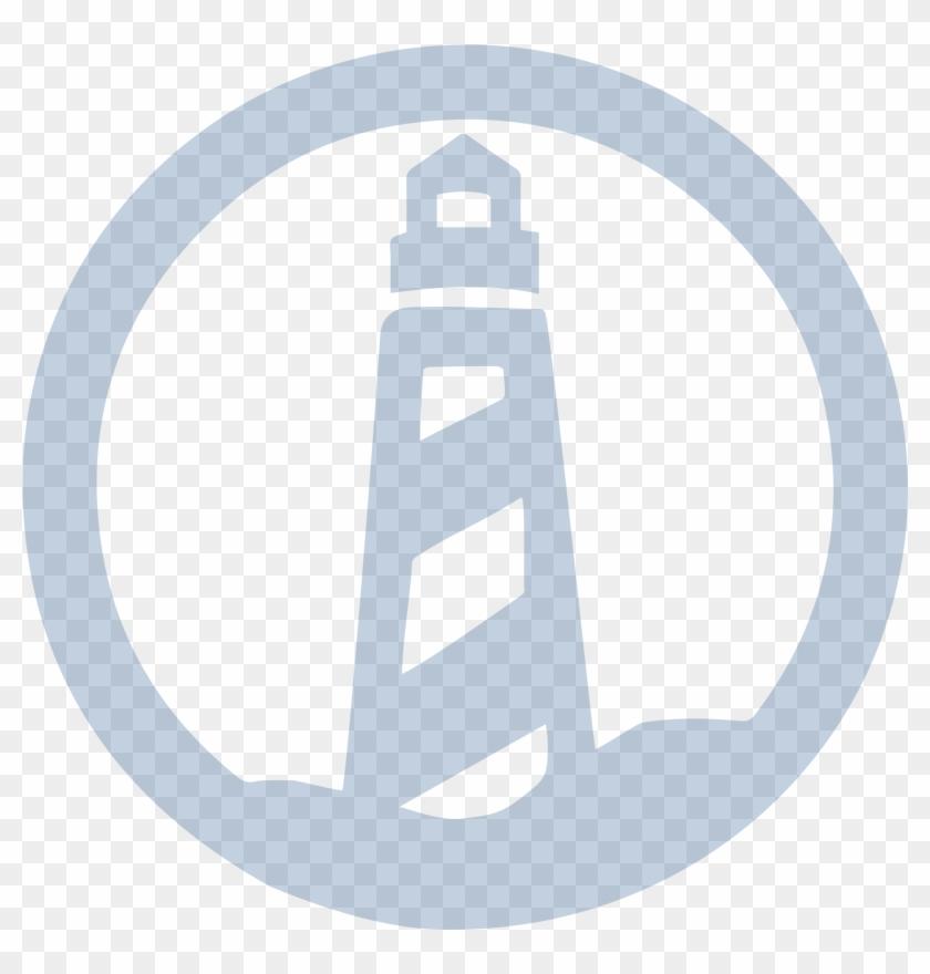 Victory Nutrition International Lighthouse Logo Watermark - Circle