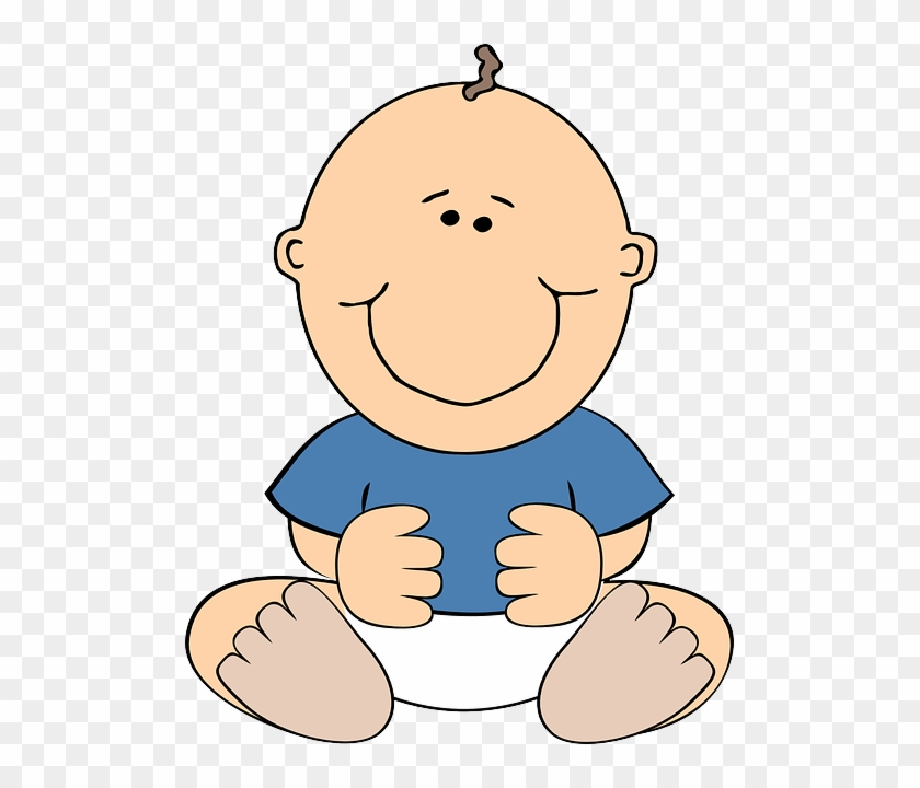 Free Image On Pixabay Baby Boy Clip Art Hd Png Download 501x640 3871914 Pngfind