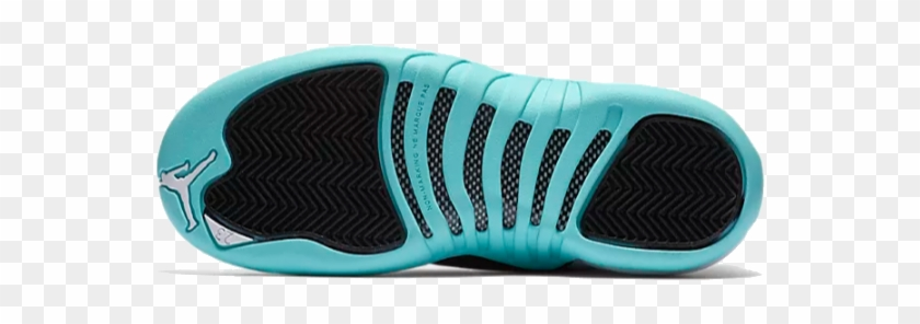 huge selection of 33303 77a75 Air Jordan 12 Retro Gg Light Aqua Shoes - Air Jordan Retro ...