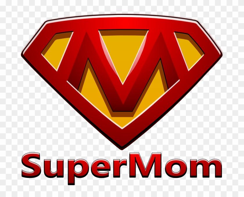 ce19a1dd I Ain't No Supermom - Super Mom Vector Png, Transparent Png ...