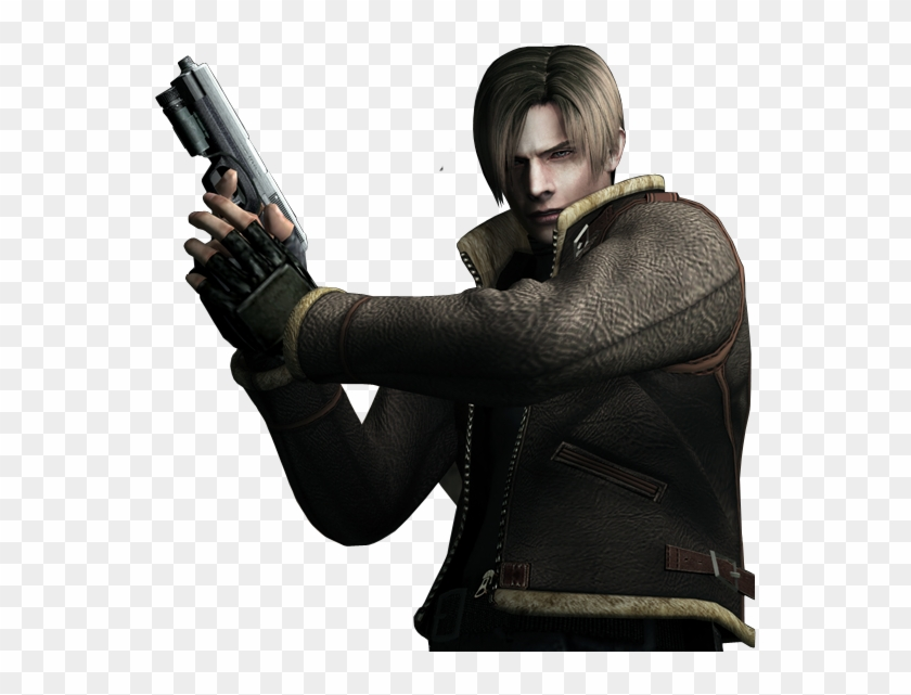 Resident Evil 4 Images Leon Wallpaper And Background Resident
