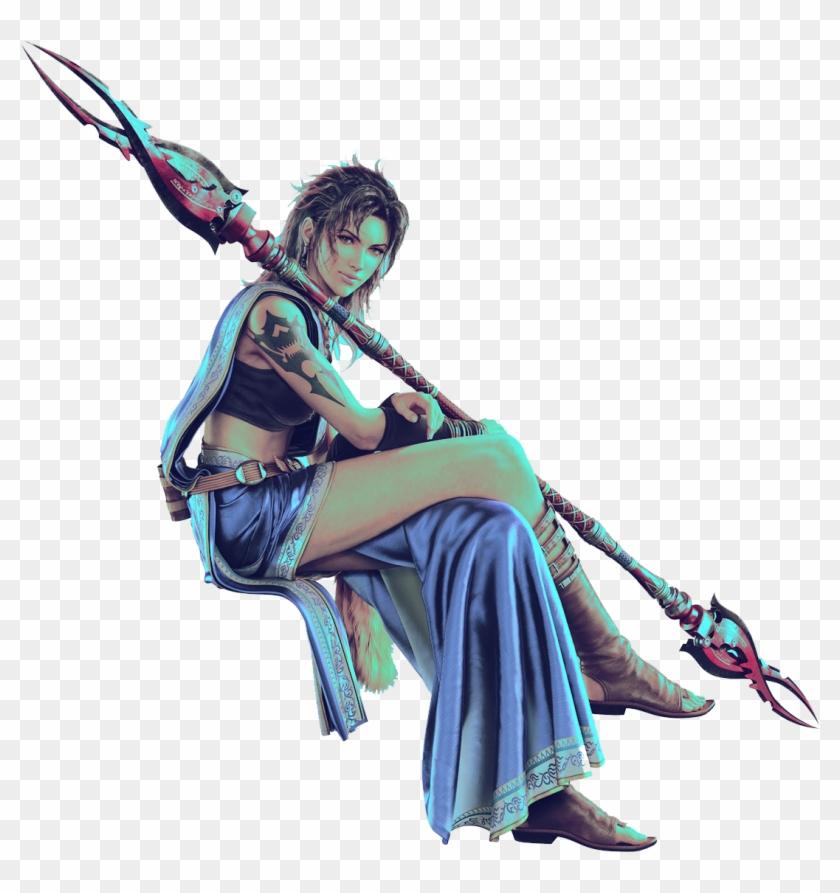 21 Respondents Said The Designs Of Ninja Gaiden Women Fang Final