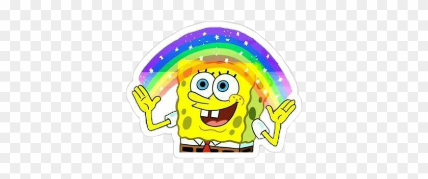 Spongebobsquarepants Spongebob Imagination Meme