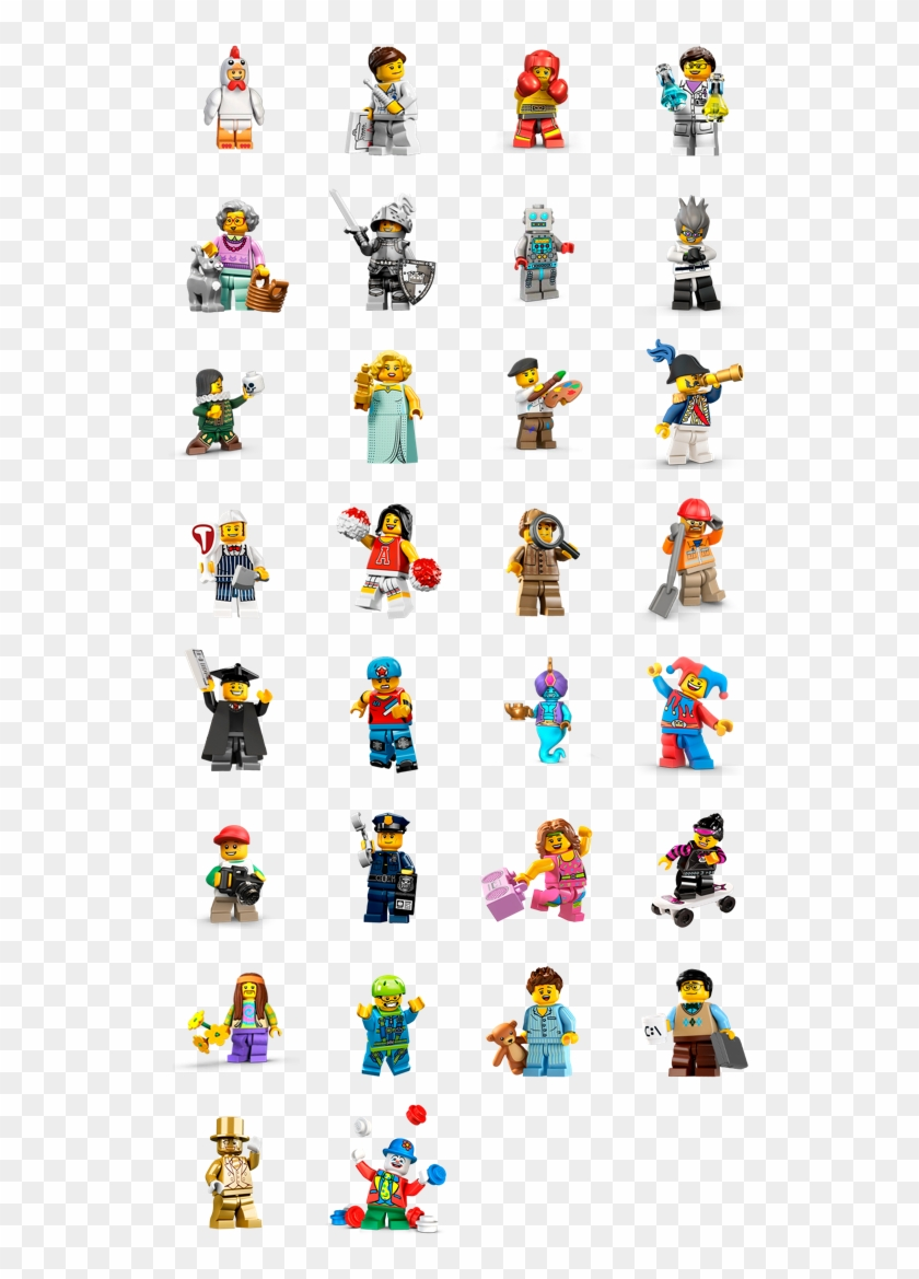 Lego Minifigures Now On Facebook - Lego Minifigure, HD Png Download
