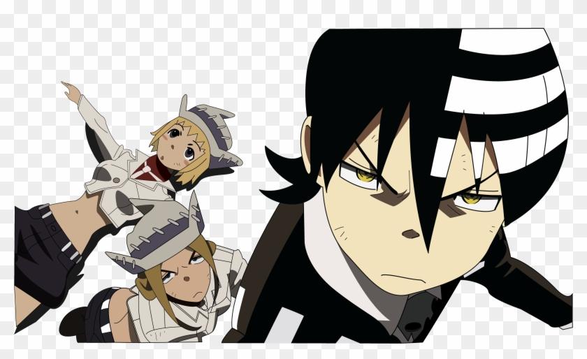 Anime Desktop Backgrounds Anime Soul Eater Wallpaper Hd Hd Png