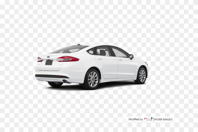 2017 Ford Fusion Se White Chevy Cruze Hd Png