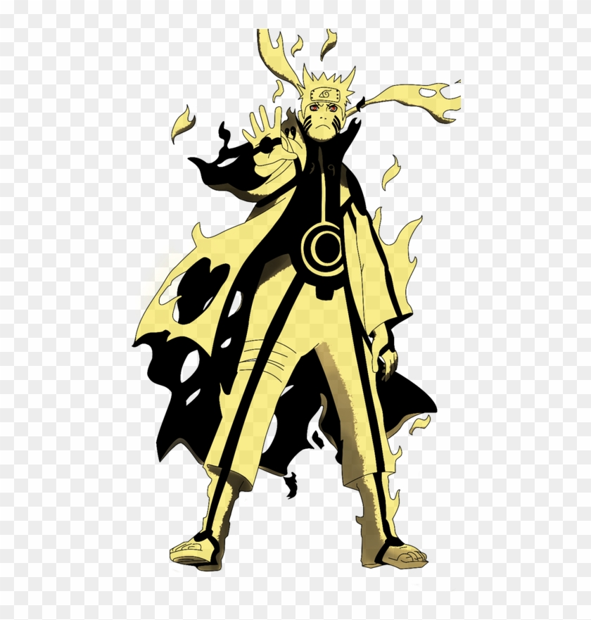 This Is The New Naruto From Naruto Shippude Once He Naruto