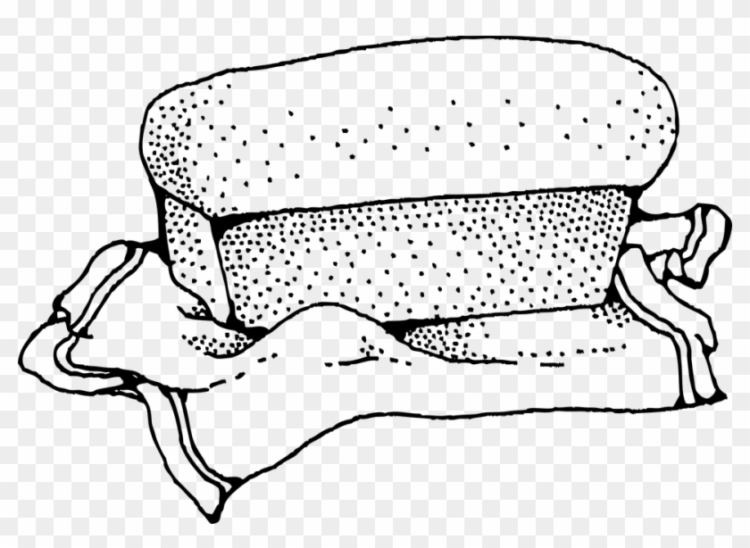 Bread Clipart Black And White Loaf Clipart Black And White Hd Png Download 960x657 3936855 Pngfind