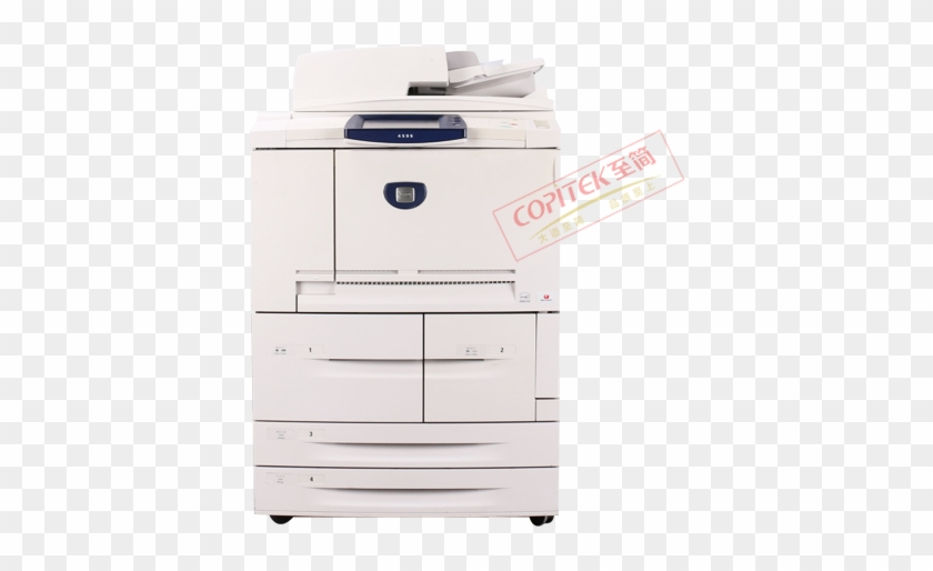xerox Black And White Machine]4595/4110 - Printer, HD Png Download