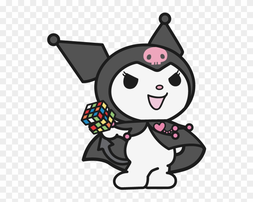 Sanrio Kuromi Hd Png Download 540x595 3952611 Pngfind