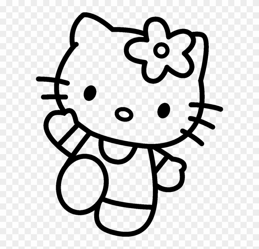 Hello Kitty Mermaid Coloring Pages Free Print Desktop Cute Hello