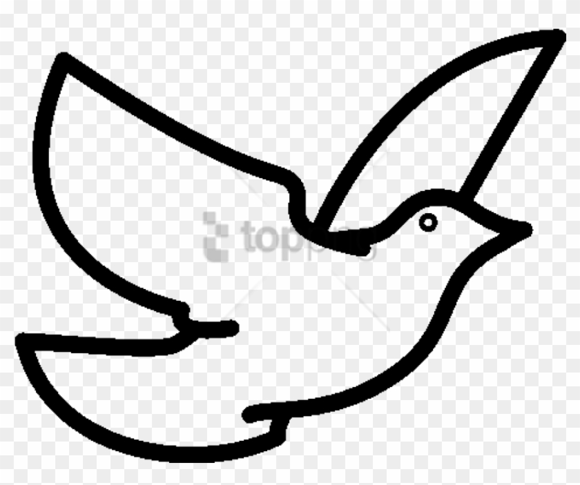 Free Png Bird Flying Drawing Easy Png Image With Transparent