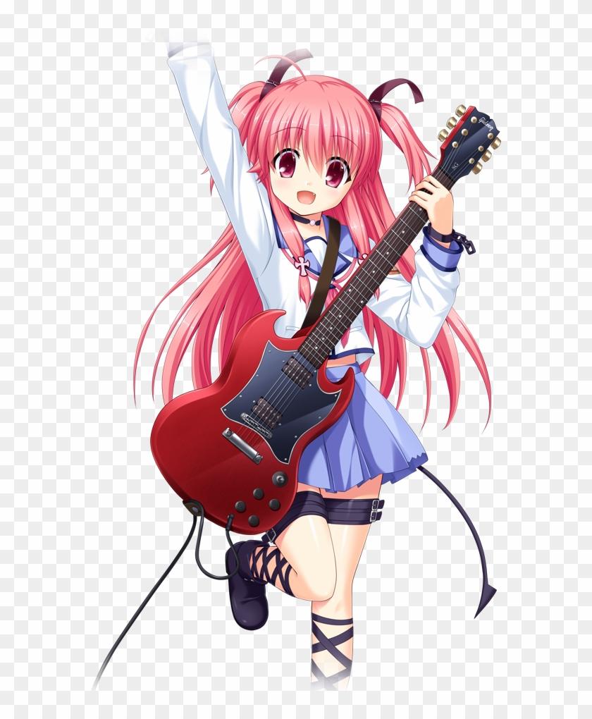 509kib, 750x940, Ab Character Yui Image - Angel Beats Yui
