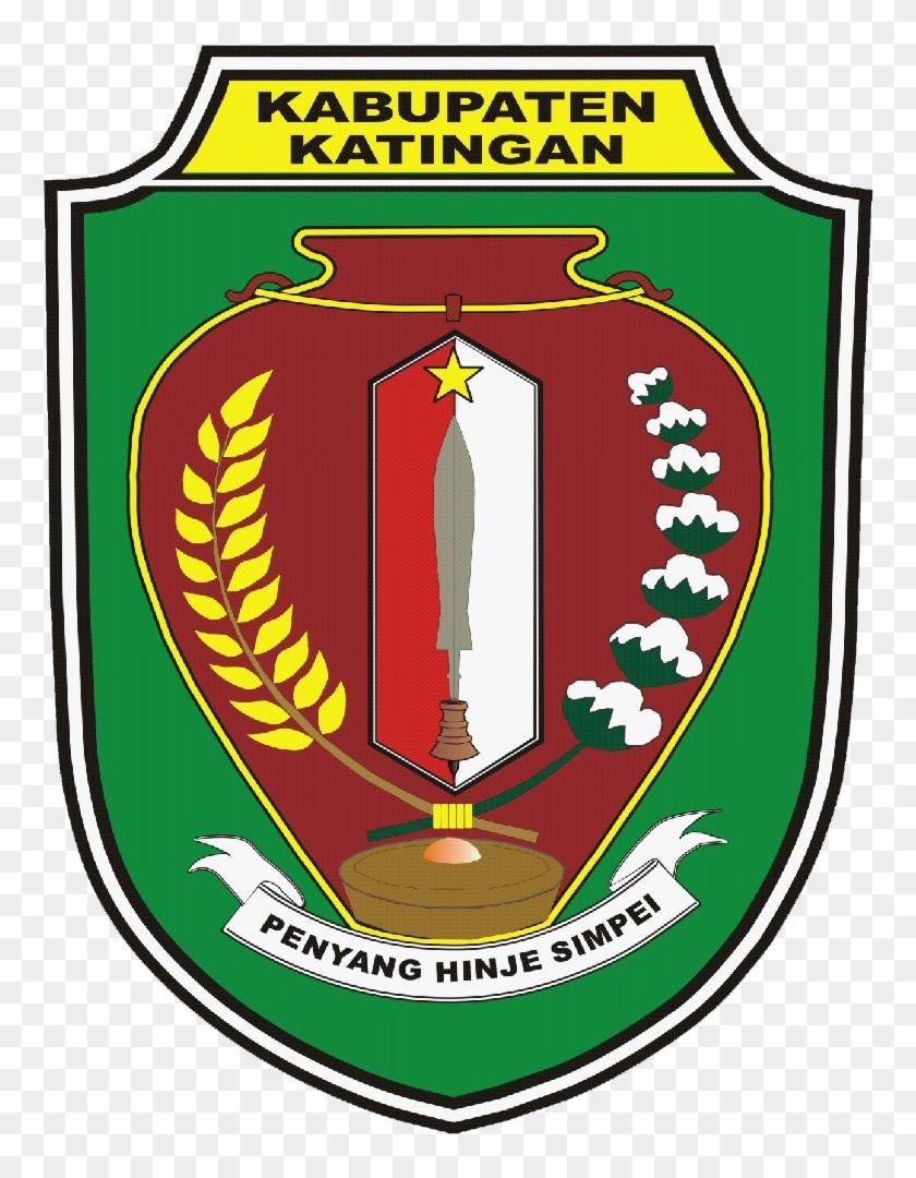 396 3967166 lambang kabupaten katingan katingan hd png download