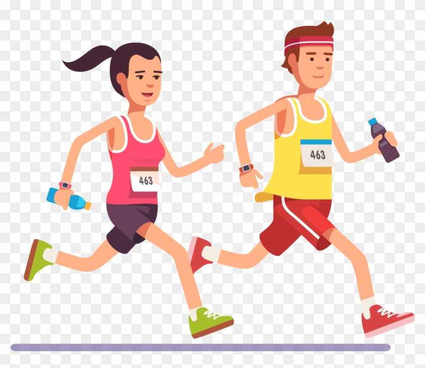 Animation Running Sport Download Running Sport Clipart Hd Png Download 1451x1188 3971849 Pngfind