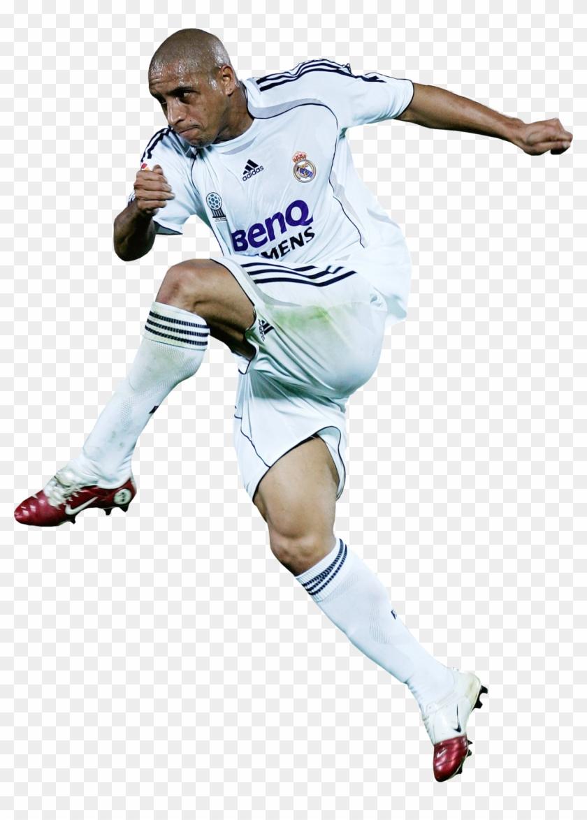 buy online 28129 541f1 Roberto Carlos Real Madrid Png, Transparent Png - 1185x1600 ...