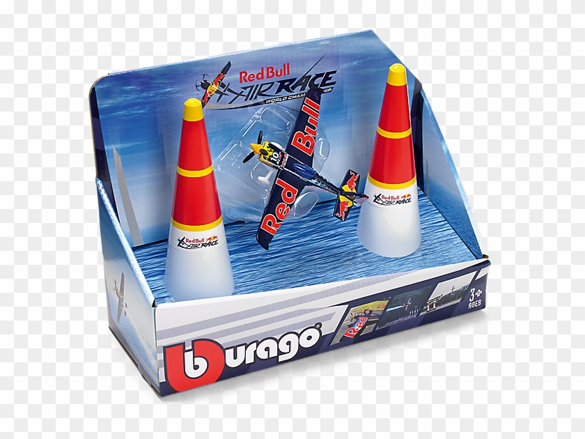 Red Bull Air Race Airplane Pylon Diecast - Red Bull Air Race World