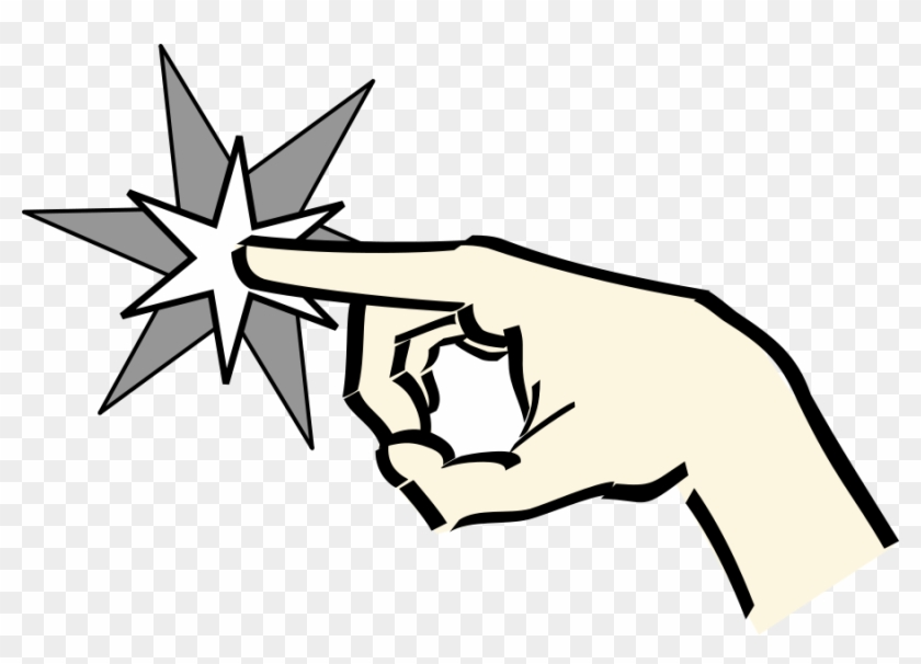 How To Set Use Hand Pointing At Star Svg Vector Hd Png Download 900x607 44779 Pngfind Scale to any size without loss of resolution. pngfind