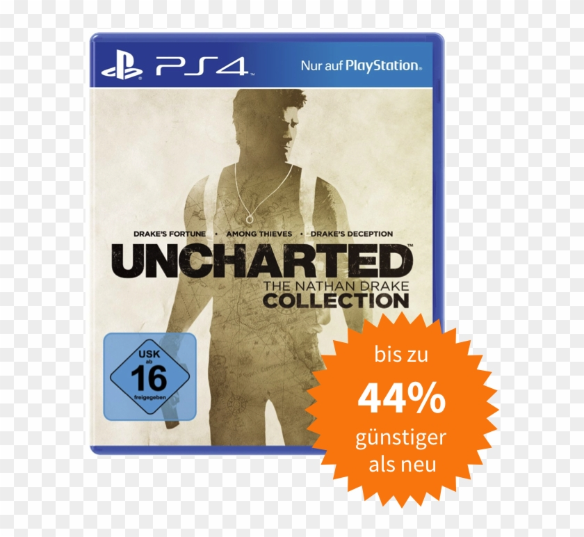 Nathan Drake Collection Uncharted Collection Ps4 Hd Png