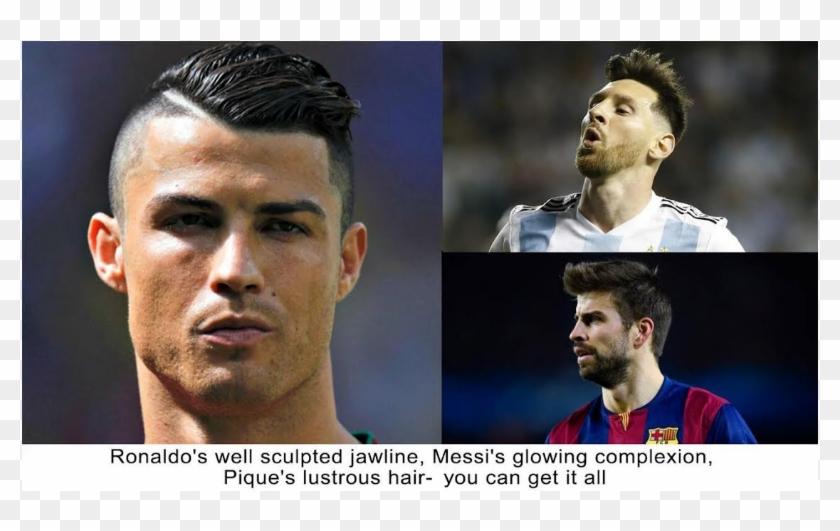 Tvacha Decodes Football S Most Desirable Cristiano Ronaldo Frisur