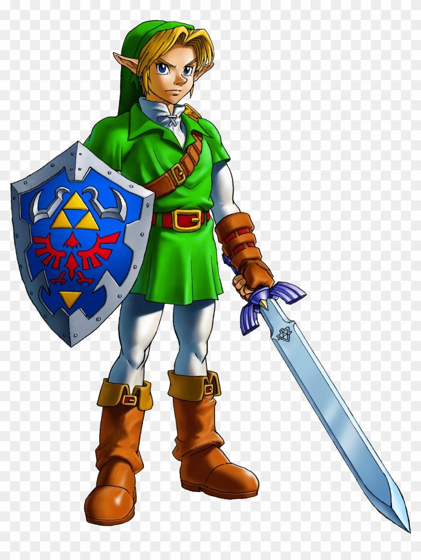 Subscribe - Link Legend Of Zelda, HD Png Download