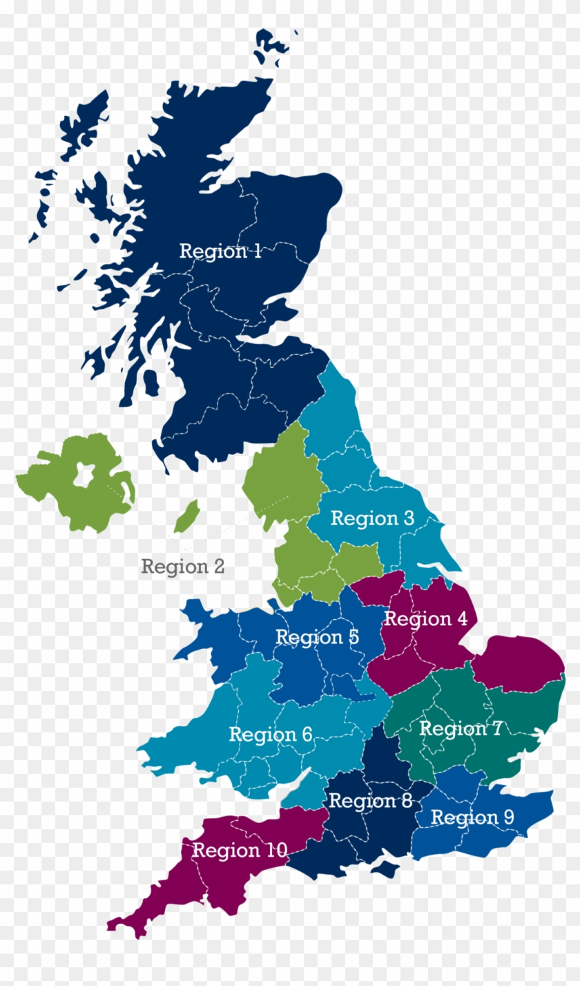 Map Of Uk In Counties.Mwi Animal Health Region Map Uk Counties Vector Free Hd Png