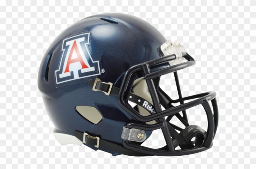 6019fcf1 Arizona Wildcats Ncaa Mini Speed - Arizona Wildcats Football Helmet ...