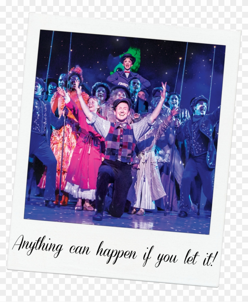 Mary Poppins Musicalverified Account - Mary Poppins Anything