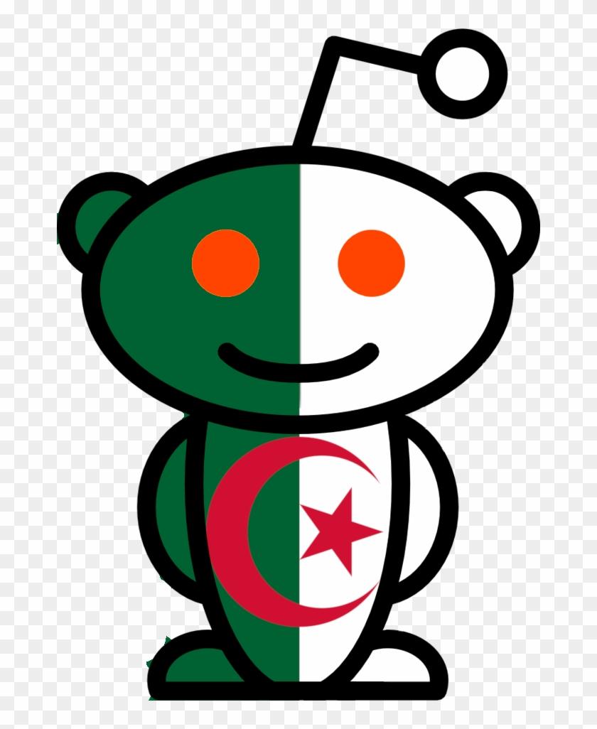 Hey Mods Let's Make It As The New Avatar/logo Of R/algeria - Reddit