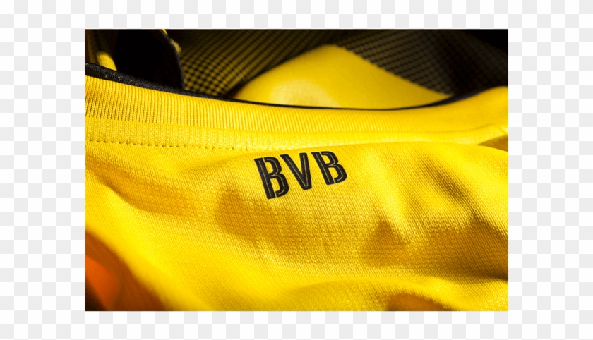 ff60eecafdd Borussia Dortmund 17/18 Home Youth Kit - Borussia Dortmund, HD Png Download