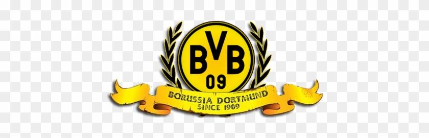 Bvb Logo Bvb Dortmund Transparent Hd Png Download 500x200 4044928 Pngfind