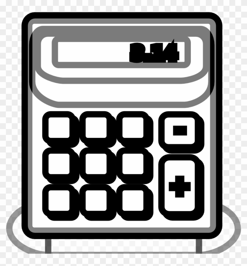 Tax Calculator Svg Png Icon Free Download - Clip Art