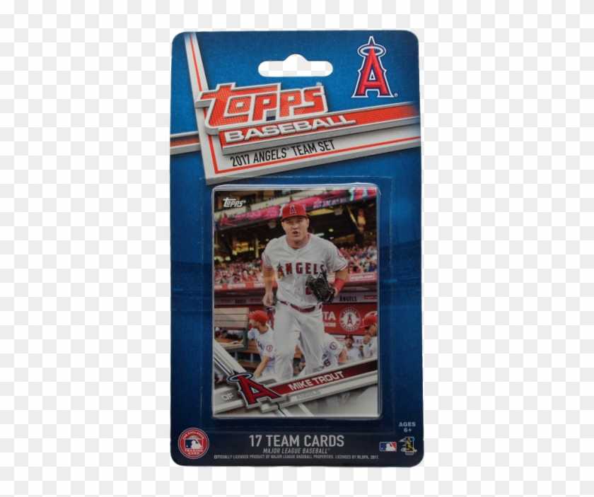 Los Angeles Angels Png 2017 Topps Baseball Complete Set