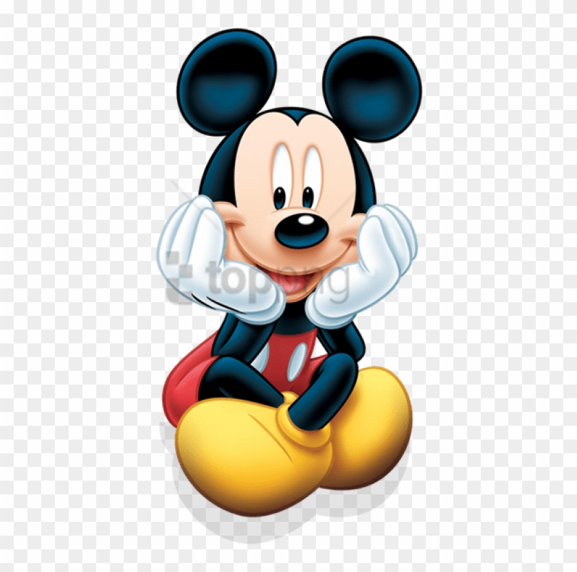 Free Png Mickey Png Png Images Transparent Mickey Mouse 1st