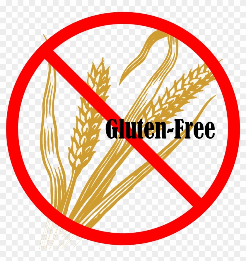 Gluten Free Symbol - No Promotion Icon, HD Png Download