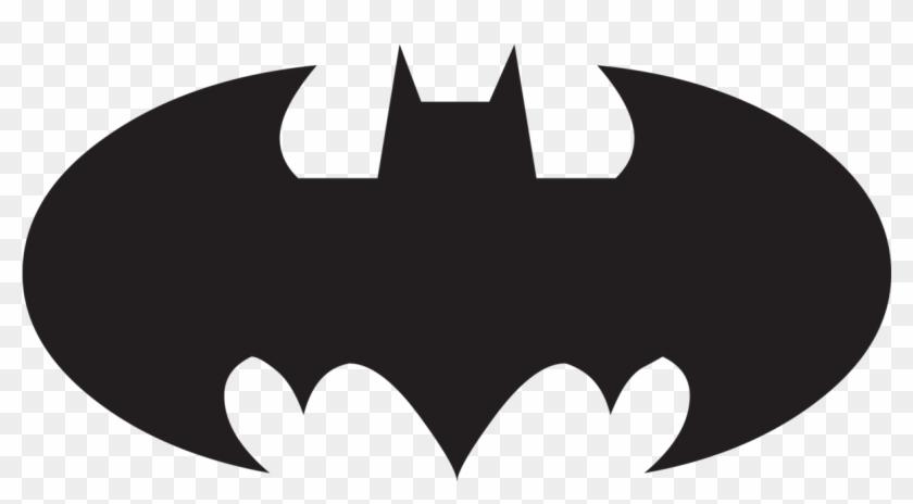 Batman Simbolo Do Batman Para Imprimir Hd Png Download