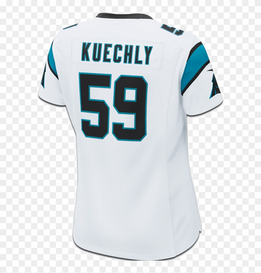 brand new 51a70 93af8 Norway Nike Carolina Panthers 59 Luke Kuechly White - Sports ...