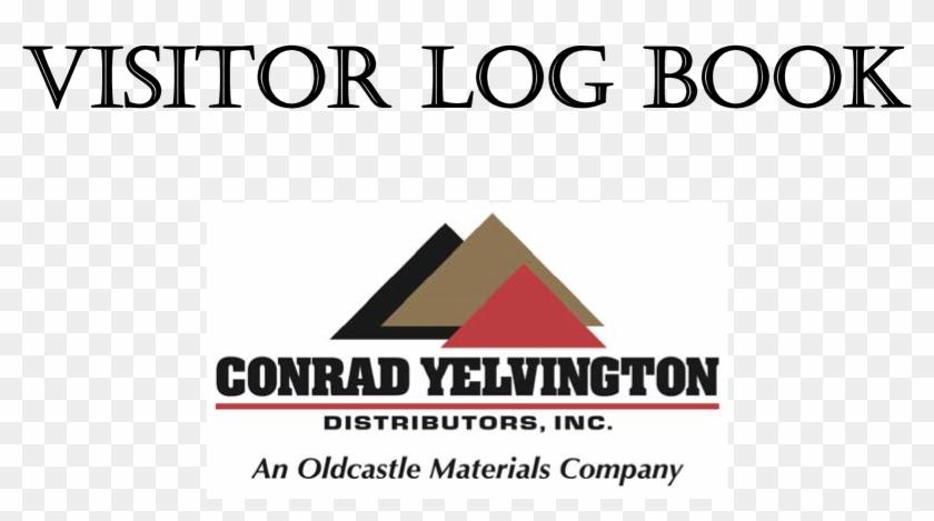 Visitor Log Book Main Image Download Template Conrad Yelvington Hd Png Download 2550x3300 4126819 Pngfind